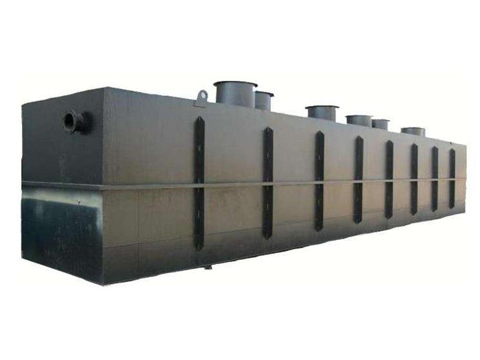 工业地埋一体化污水处理设备的结构详析
